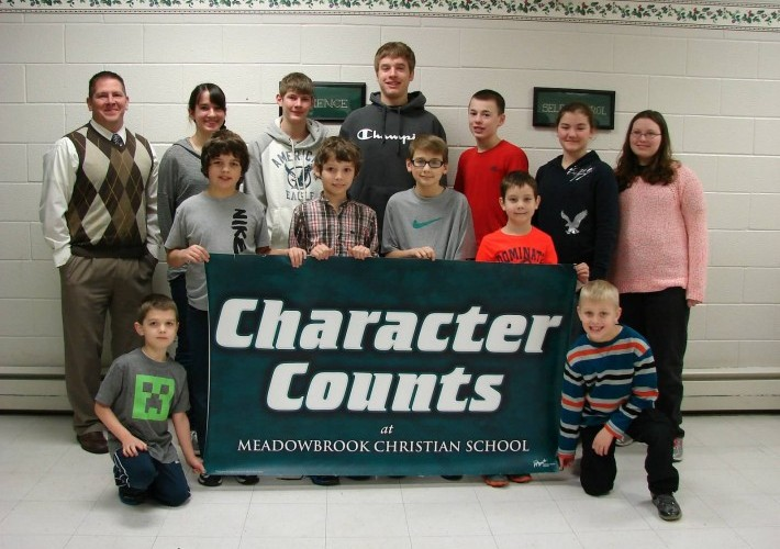 Character Counts Grades 1-12 Jan. 2015 Integrity
