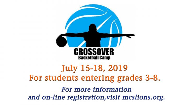 6 Crossover Basketball Camp